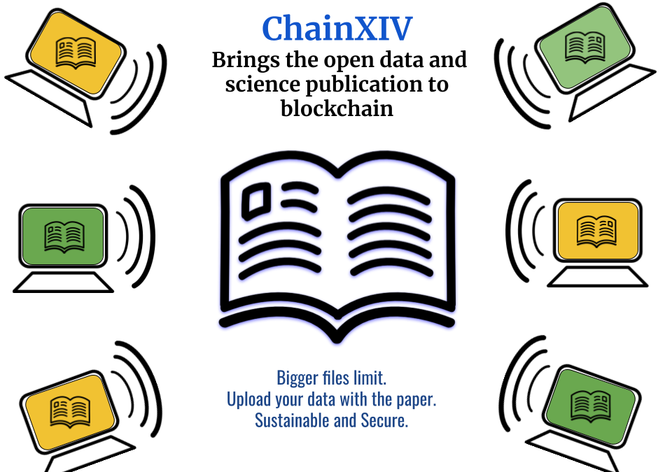 ChainXIV: Decentralized Archive for Open Science