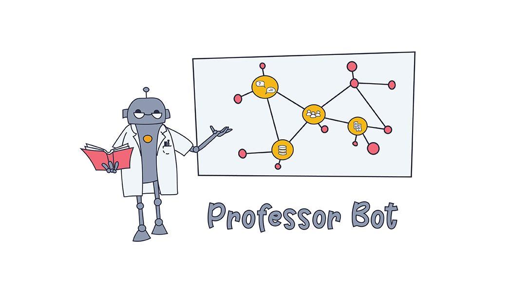 Professor Bot – an AI-Powered Scientific Electronic Journal